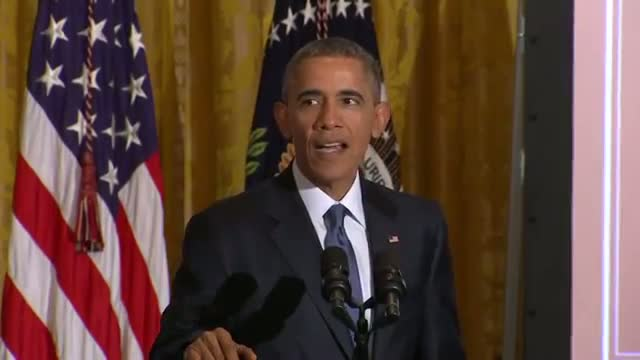 Obama Hosts White House Student Film Festival