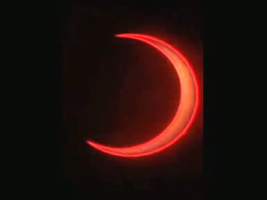 Solar Eclipse Timelapse 20th March 2015