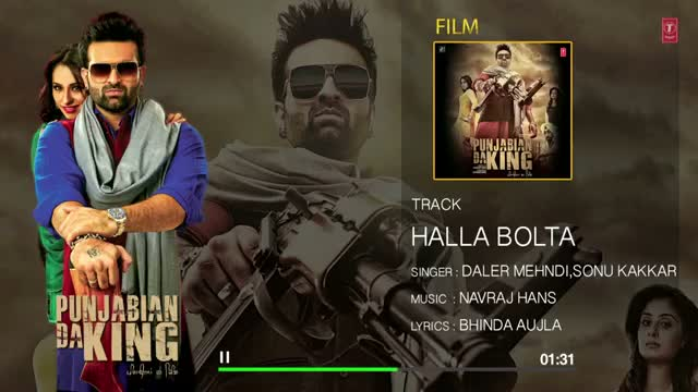 Halla Bolta - Full Song (Audio) | Punjabian Da King | Navraj Hans, Keeya Khanna, Jarnail Singh