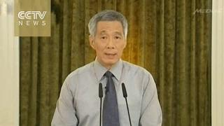 Singaporean PM speaks on the death of Mr. Lee Kuan Yew