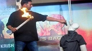 Gabbar is Back Official TRAILER LAUNCH   Akshay Kumar, Shruti Hassan