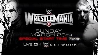 WWE WrestleMania 31: Sting vs. Triple H Preview