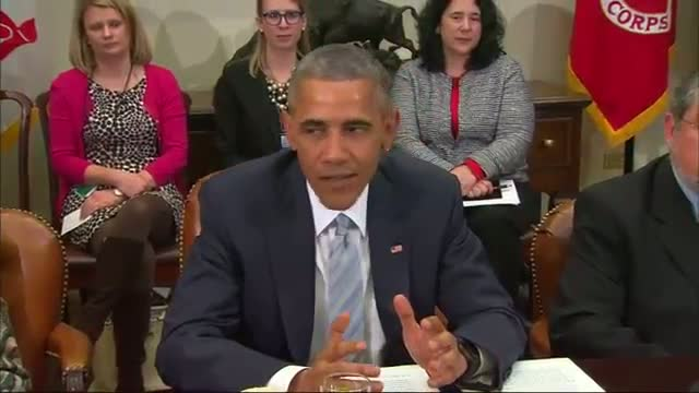 Obama Highlights Small Businesses Trade Benefits