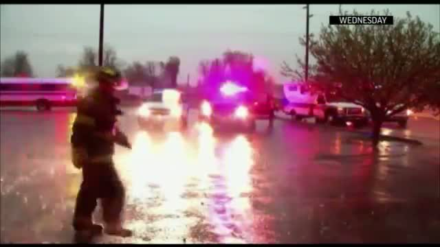 Clean-Up Follows Deadly Weather in Okla.