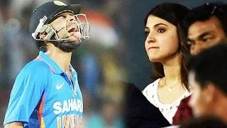 ICC World Cup 2015 | Anushka Sharma Turns PANAUTI For Virat Kohli?