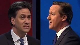 Battle For Number 10: David Cameron & Ed Miliband's Best Bits