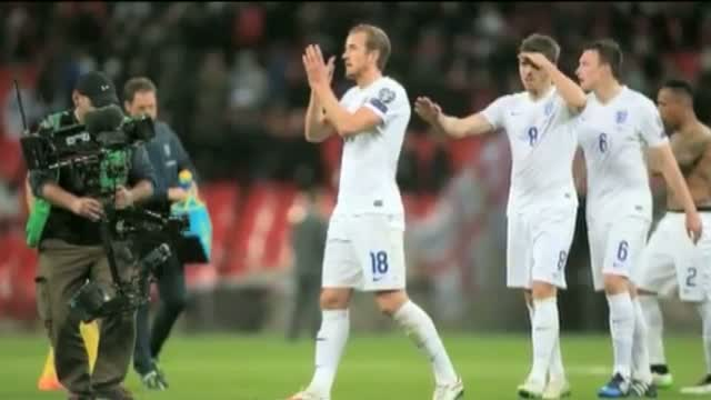 Harry Kane scores on debut as England thrash Lithuania