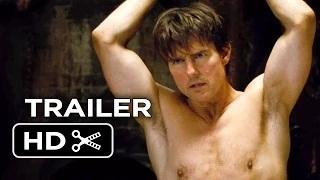 Mission: Impossible Rogue Nation Official Teaser Trailer (2015) - Tom Cruise Action Sequel HD - Hollywood Trailer