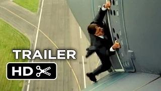 Mission: Impossible Rogue Nation Official Trailer #1 (2015) - Tom Cruise, Simon Pegg Spy Movie HD - Hollywood Trailer
