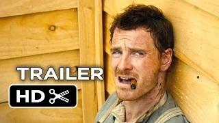 Slow West Official Trailer #1 (2015) - Michael Fassbender Western Thriller HD - Hollywood Trailer