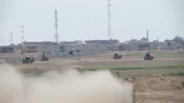 Iraqi Troops Make Final Push Toward Tikrit