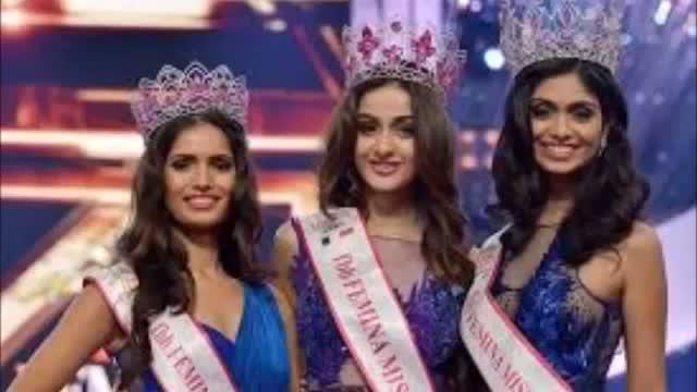 Gurgaon girl Aditi Arya WINS Miss India 2015 title MUST WATCH