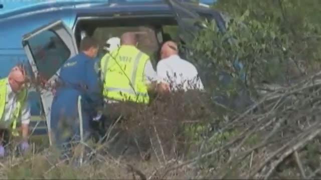 Chopper Crash Kills 2 During Forest Service Burn