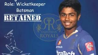 IPL 2015 Rajasthan Royals (RR) : Players Retained / Released
