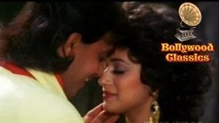Naiyo Jeena Tere Bina - Mujrim (1989) - Mohammad Aziz & Sadhana Sargam - Madhuri Dixit Songs [Old is Gold]