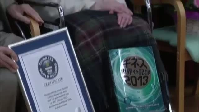 Oldest Person in World Dies at Age