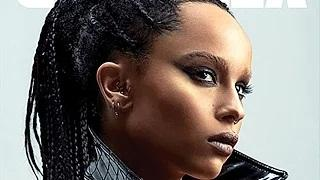Zoe Kravitz Reveals Personal Battle with Eating Disorders