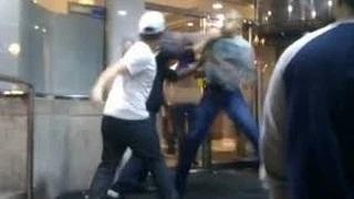 Sikh Being Attacked in UK Goes Viral Video