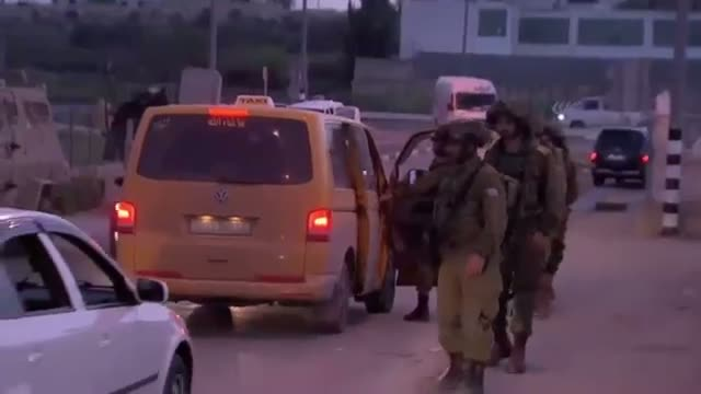 Troops Search for Missing Israeli Man