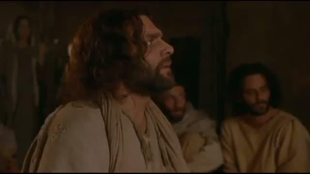 Jesus washing feet Maundy Thursday