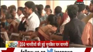 50 Indians evacuated from war-torn Yemen