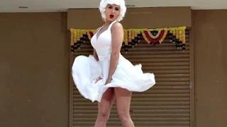 Kuch Kuch Locha Hai | Sunny Leone Hot Marilyn Monroe Look