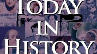 Today in History for Thursday, April 3rd