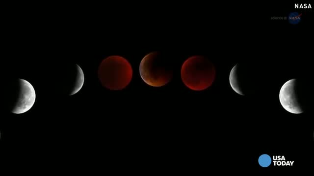 Here's why the 'blood moon' is so special