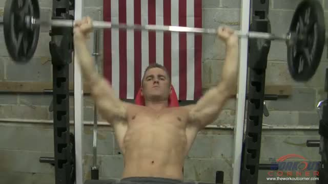 Chest Workout - 5 Chest Exercises for Mass