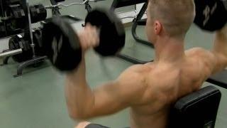 Shoulder Workout - 3 Shoulder Exercises for Mass