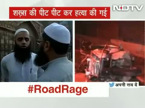 Man beaten to death in delhi in alleged road rage case