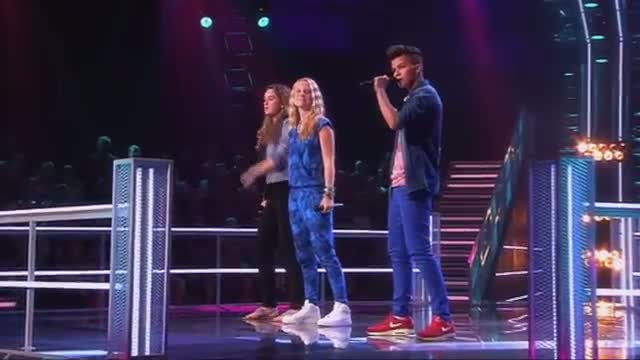 Carmen vs. Isabella vs. Robin - Dedication To My Ex (The Voice Kids 2015: The Battle)