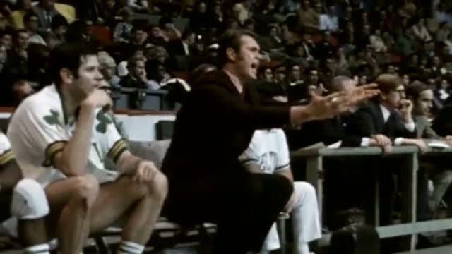 NBA: Tom Heinsohn Career Coaching Highlights