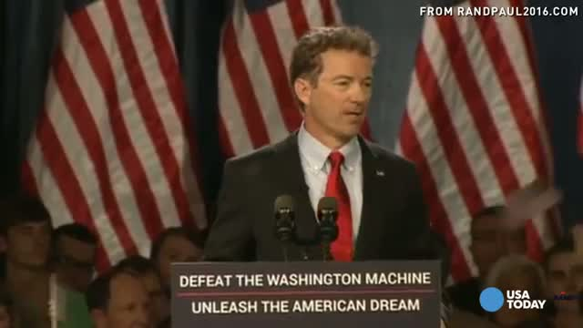 Rand Paul kicks off 2016 run with 'vision for America'