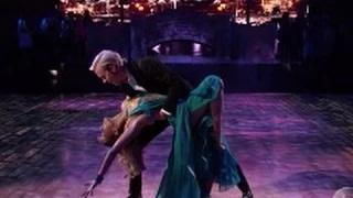 DWTS Season 20 Week 2 - Riker Lynch & Allison - Foxtrot - Dancing With The Stars 2015 Season 20