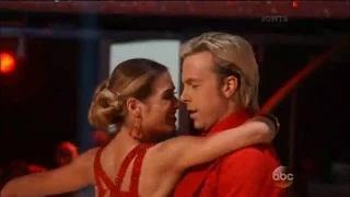 Dancing With The Stars 2015 Week 4 - Riker Lynch & Allison - Tango - DWTS Season 20 Week 4