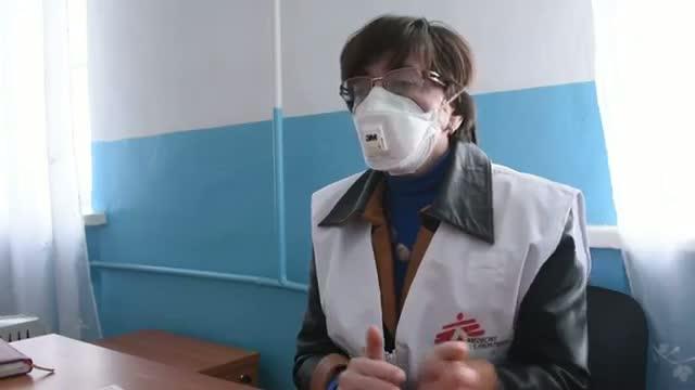 AP Exclusive: Fight Against TB in East Ukraine