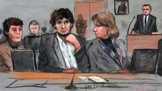 Dzhokhar Tsarnaev Found Guilty On All Counts For Boston Marathon Bombing