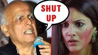 Mahesh Bhatt SHOUTS At Amyra Dastur Publicly   Mr X   Emraan Hashmi