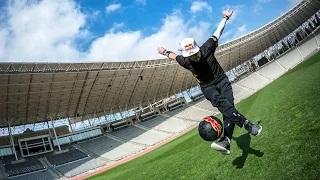 Freestyle Football Tricks w/ Sean Garnier