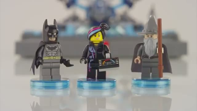 LEGO Adds New Dimensions to Gameplay