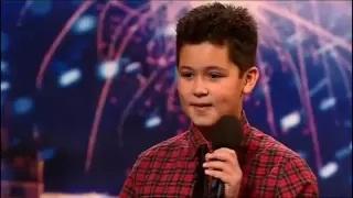 Simon Cowell Humiliates a 12 Year Old Boy