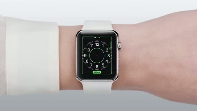 Apple Watch - Guided Tour: Faces