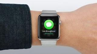 Apple Watch - Guided Tour: Messages