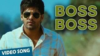 Boss Boss (Official Video Song) - Boss (a) Baskaran | Arya | Nayantara | Yuvan Shankar Raja