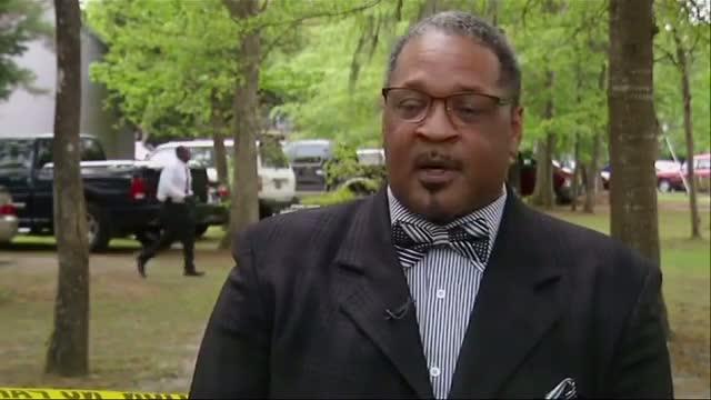 Hundreds Remember Walter Scott in South Carolina