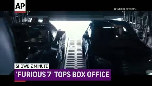 ShowBiz Minute: Nelly, Box Office, Kanye
