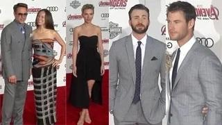 Marvel's Avengers: Age of Ultron (World Premiere)