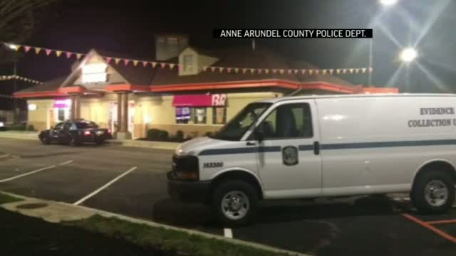 Man Charged With Killing Wife in Donut Shop