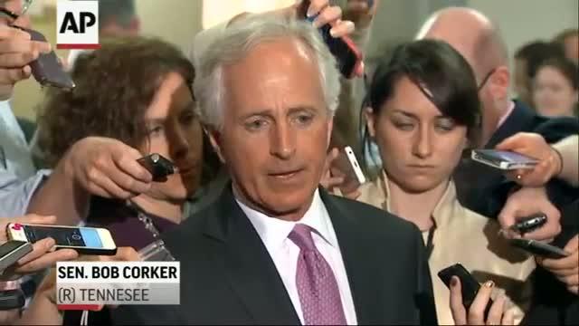Senators to Vote on Compromise Iran Bill